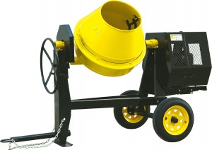 Portable Electric  Concrete Mixer 400L